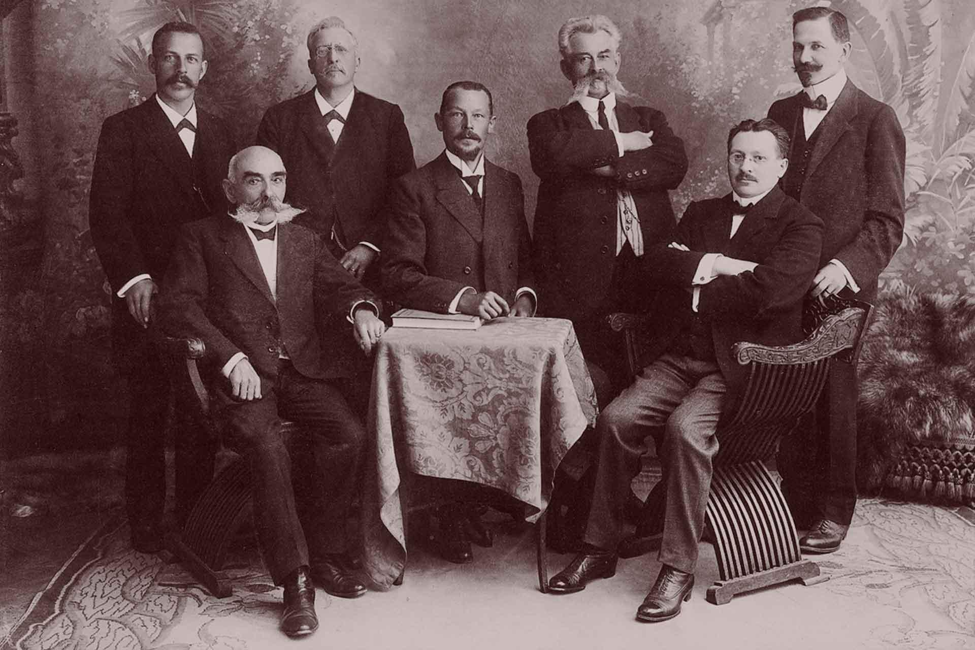 Vorstand-Obergrund-1917